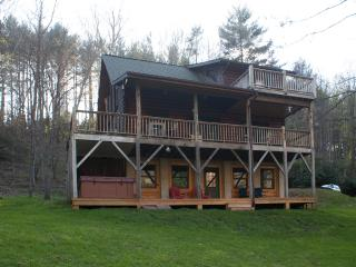Riverfront Cabin at Todd - Boone vacation rentals
