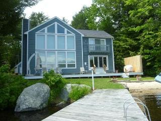 Winnipesaukee Waterfront w/ Sandy Beach - Meredith vacation rentals