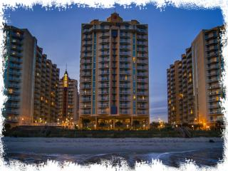 Beach-Side 2 Bedroom Ocean View Condo - North Myrtle Beach vacation rentals