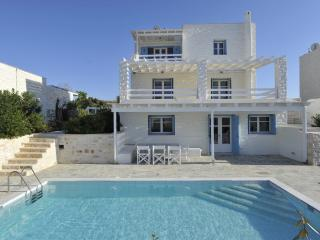 Blue Villas | Alcyone | Luxury Villa in Paros - Naoussa vacation rentals