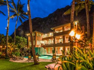 Royal Hawaiian Oceanfront Luxury Beach Estate - Waimanalo vacation rentals