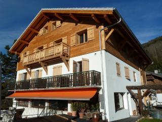 Apartment La Terrasse de Verchaix, fantastic views - Verchaix vacation rentals