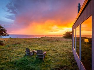 Perched on a Bluff - Romantic Oceanview Home - Sea Ranch vacation rentals