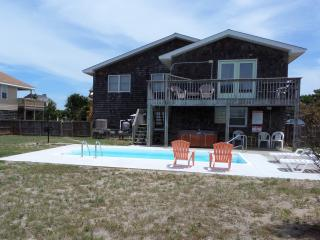 Ocean Views! Private Pool/Hot Tub! - Kitty Hawk vacation rentals