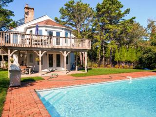 Immaculate & Spacious 4BR Southampton House w/Wifi, Firepit, Dazzling Private Pool & Spectacular Bay Views from Wraparound Deck - Only 200 Feet From Private Beach Access! - Southampton vacation rentals