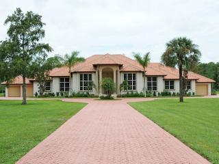 The Knickerbocker Estate *Huge Estate Home* - Naples vacation rentals