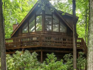 Serene 3BR + Loft Lake Ariel Home w/Stunning Views, Kayaks, Wraparound Deck & More! - Fantastic Location on Beaver Lake Within Wallenpaupack Lake Estates - Lake Ariel vacation rentals
