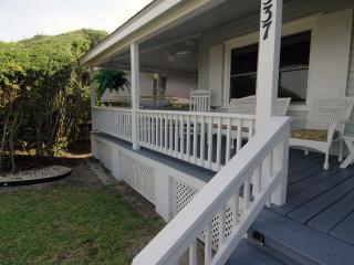 MoonSpinner Cottage- Huge Seaside Porch, Oceanfront-Amazing Location - Kure Beach vacation rentals