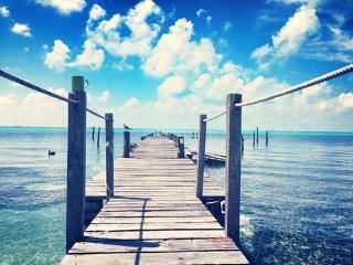 Isla Mujeres-Beautiful Three Bedroom Beach Front - Isla Mujeres vacation rentals