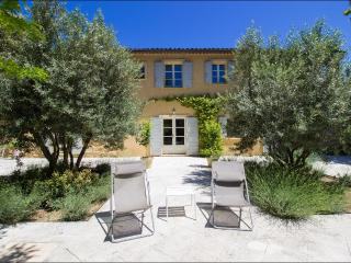 Charming 3 bedroom Vaugines Villa with Internet Access - Vaugines vacation rentals