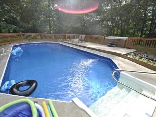 Prestige & Glamour Pool Home W/Hot Tub in Town - East Stroudsburg vacation rentals