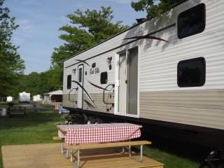 New Travel Trailer Rental on Resort in Mystic! - Mystic vacation rentals