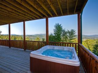 Million Dollar View - Wears Valley vacation rentals