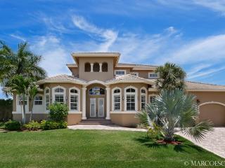 CASA DEL MAR - 5 Bedroom Estate Near the Beach !! - Marco Island vacation rentals