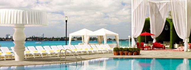 5 Star Miami Beach Hotel -Mondrian South Beach - - Miami Beach vacation rentals