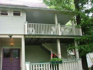 Chautauqua Institution rental Yale # 5 3BR 2 bath - Mayville vacation rentals