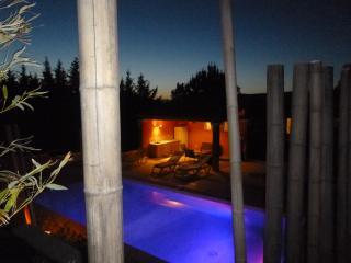 Le Clos de la Martellière, piscine chauffée privée - Alleins vacation rentals