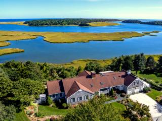 Salt Waterfront Estate, Heated Pool, Cool A/C - Orleans vacation rentals