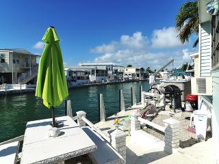 Beautifully Updated 2BR Cudjoe Key Home on Canal w/Wifi, New Kitchen & Serene Water Views - Close to Fishing, Diving, Key West & Marathon! - Cudjoe Key vacation rentals