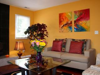 Charming House with Deck and Internet Access - Asheville vacation rentals