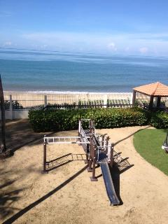 Known as Paradise Corner, it is Beach Front - Rincon vacation rentals