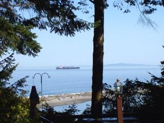 10,000 Waves Shorefront Cabin Beach & Tidelands - Sequim vacation rentals