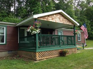Bobcat Cabin Located In Hocking Hills Ohio & Wayne - Nelsonville vacation rentals