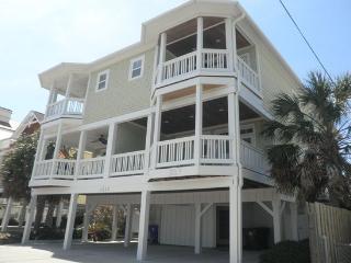 Luxurious Ocean View 6-Bed Home on Carolina Beach - Carolina Beach vacation rentals