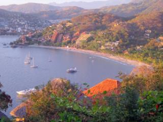 The view of La Ropa Beach - Unique artist's retreat with magnificent views - Zihuatanejo - rentals
