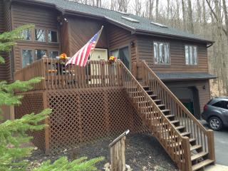 Eagle Rock Golf/Ski Resort- Poconos- walk to Beach.   Renting to Lot Owners only - Hazleton vacation rentals