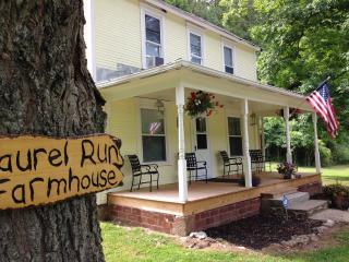 Laurel Run Cottage Hocking Hills Ohio & Wayne - Nelsonville vacation rentals