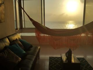 Beachfront Spacious 2BR Apt Beautiful Views - Cartagena vacation rentals