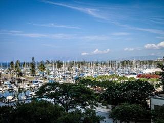 Waikiki Beach Ilikai 427 OCEAN SUNSET VIEW @ BCH! - Waikiki vacation rentals