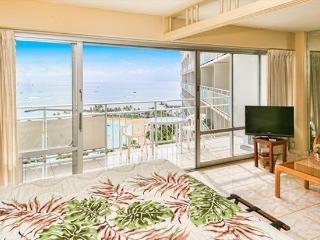 Waikiki Beach Ilikai 1612 Ocean Lagoon View - Waikiki vacation rentals