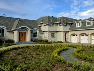 A luxury French Country Home w/Ocean View - Half Moon Bay vacation rentals