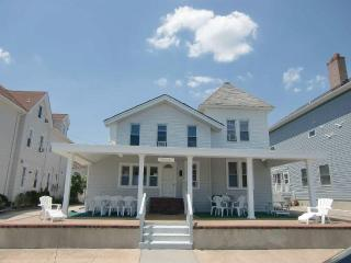 Spacious House with Deck and Internet Access - Bradley Beach vacation rentals
