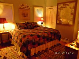 Perfect Romantic Adirondack Cabin Escape! - Northville vacation rentals