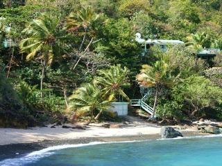 The Beach House, St. Thomas, U. S. Virgin Islands - North Side vacation rentals