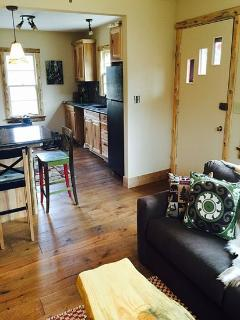 Completely Renovated Home with Natural Wood - Wilmington vacation rentals