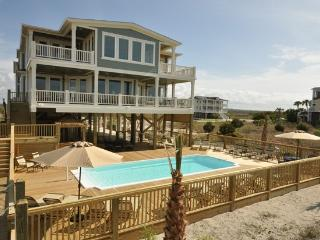 Oceanfront - 16 Bedrooms / 17 Bath-Sleeps 32 to 50 - Holden Beach vacation rentals