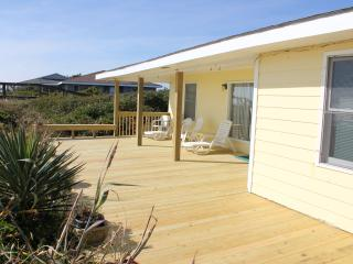 Ocean Front Home, 6 Bedrooms, Pet Friendly - Holly Ridge vacation rentals