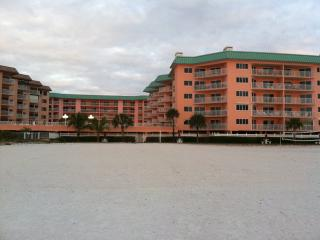 Gulf/Pool Front/ Corner Unit - Indian Shores vacation rentals