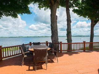Expansive 4BR Custom Home on Oneida Lake - Luxury Amenities & Incredible Lake Views from Nearly Every Room! - Brewerton vacation rentals