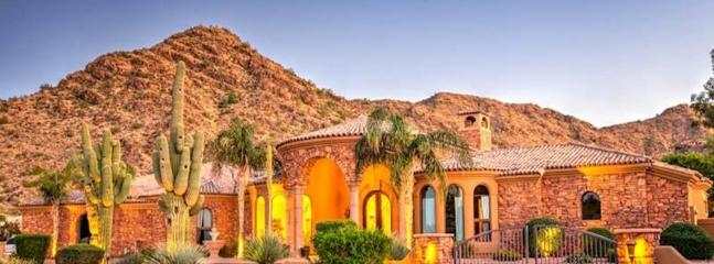 Luxury Estate - 8 Bedrooms - Best Rental - Paradise Valley vacation rentals