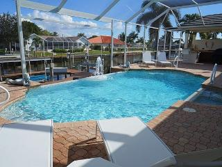 Villa Central - A Luxury Cape Coral 3b/3ba home - Cape Coral vacation rentals
