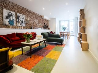 Unique canal facing design apt in heart of Amst - Amsterdam vacation rentals