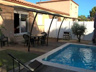 MIREVAL sur le littoral entre Montpellier et Sète - Mireval vacation rentals