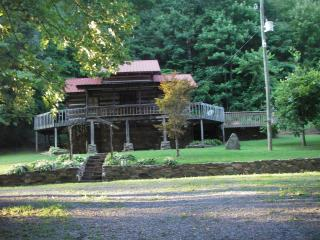 Nice Cabin with Deck and A/C - Ararat vacation rentals