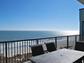 Luxury Oceanfront Penthouse w/ Huge Balconies! - Myrtle Beach vacation rentals