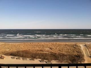 Ocean front condo with breathtaking view - North Wildwood vacation rentals